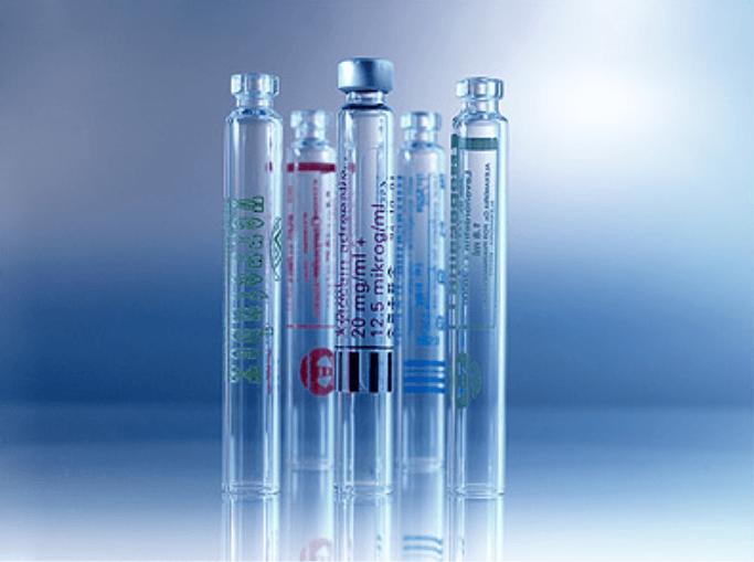 Carpules à insuline